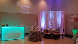 Premier Party Rentals - Lighting 8