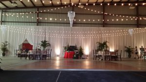 Pipe and Drape Rentals Bartow