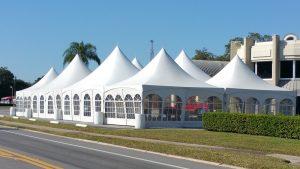Premier Party Rentals - Frame Tents 52
