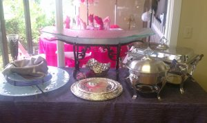 Buffet Ware Rentals Winter Haven