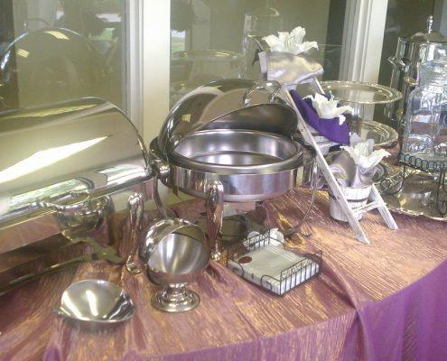 Buffet Ware Rentals Plant CIty