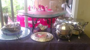 Premier Party Rentals - Buffet Ware