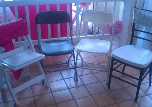 Chair Rentals Auburndale