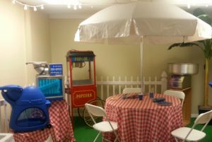 Concession Rentals Lakeland