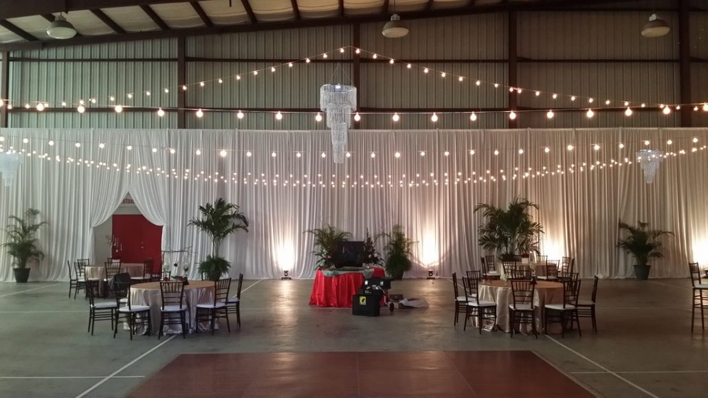 pipes and drapes photos premier party rentals