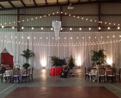 Pipe and Drape Rentals Lakeland