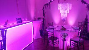Premier Party Rentals - LED Lights 5