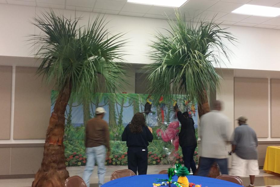 Premier Party Rentals - Palm Trees 3