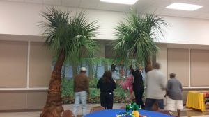 Premier Party Rentals - Palm Trees