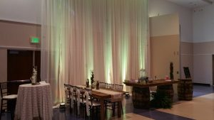 Premier Party Rentals - Pipe and Drape 12