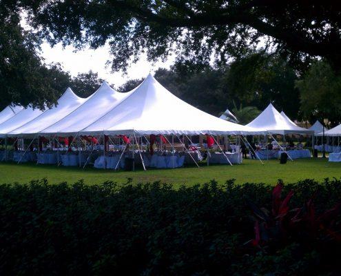 Pole Tent Rentals Lakeland