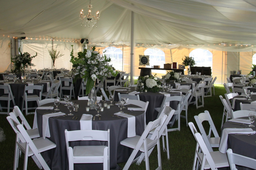 Premier Party Rentals - Tables and Chairs 11