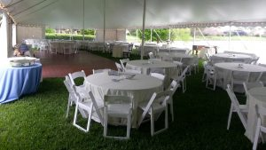 Premier Party Rentals - Tables and Chairs
